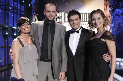 'DESEOS 2009': ARAGÓN TV SALUDA AL NUEVO AÑO...