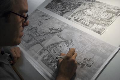 'LA GRAN VISTA': MARIANO CASTILLO