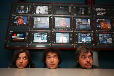'BORRADORES' EN 'OREGÓN TELEVISIÓN'