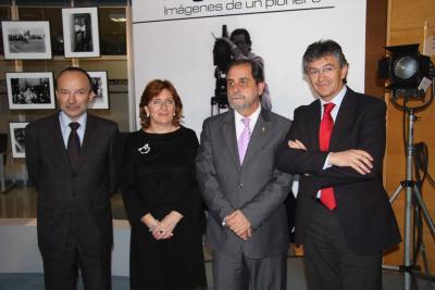 ARAGÓN TV Y MIGUEL PARÍS